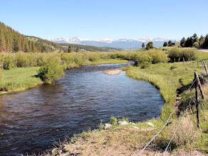 Photo: Near Mount Haggin Wildlife Management Area in western Montana