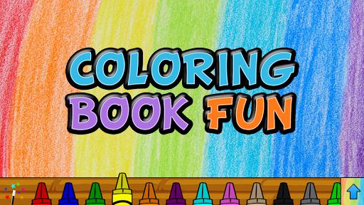 Coloring Book Fun android2mod screenshots 1