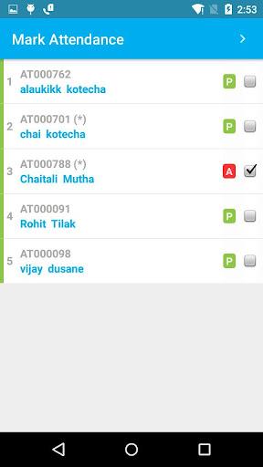 agam faculty screenshot 2