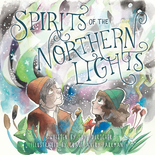 Spirits of the Northern Lights cover