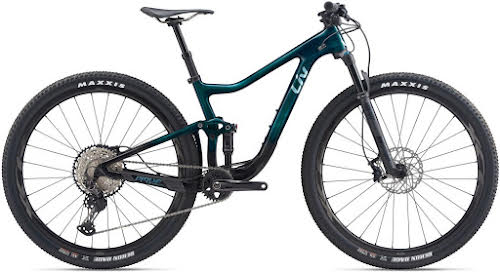 Liv By Giant 2020 Pique Advanced Pro 29 1 Full Suspension Mountain Bike
