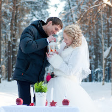 Bryllupsfotograf Aleksandr Berc (AleksBerts). Bilde av 08.03.2013