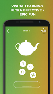 Learn Thai language for free – Drops 34.71 (MOD + APK) Download 1