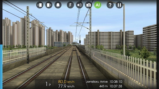 Hmmsim 2 - Train Simulator screenshot