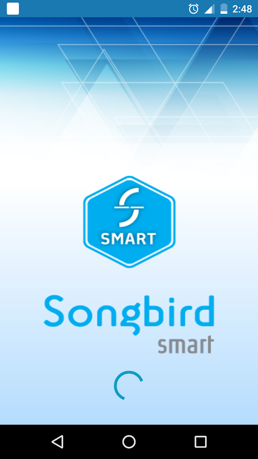 Songbird Smart- screenshot