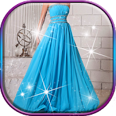 Prom Dresses - Dress Up Photo Editor
