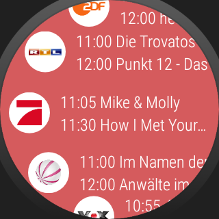 Fernsehprogramm Schweiz