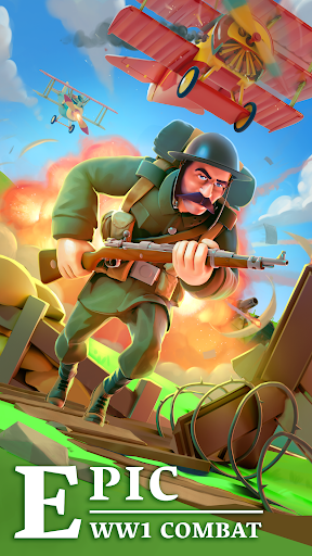 Game of Trenches 1917: The WW1 MMO Strategy Game Apk 1