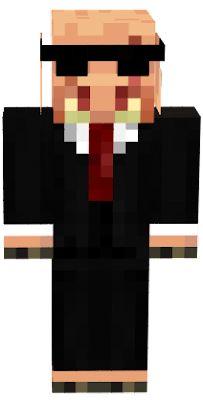 Skin Created by DavySter for Piglin Gang