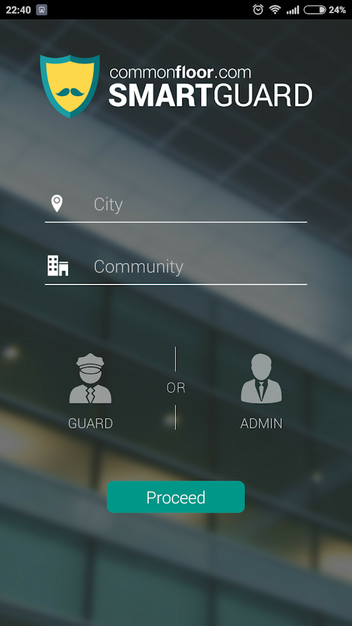 CommonFloor Smart Guard- screenshot
