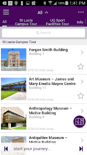 UQ Walking Tour- screenshot thumbnail