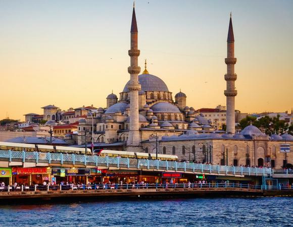 Istanbul - foto di Moyan Brenn