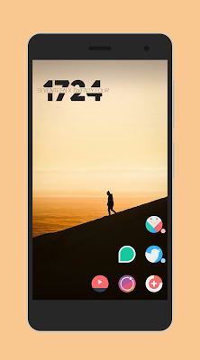 Minimal O - Icon Pack- screenshot