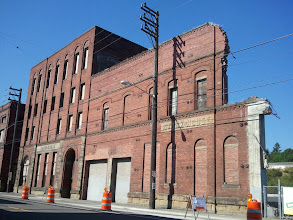 Photo: Old Georgetown building.  It's all gone now.  2008