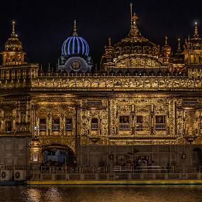 Golden Temple by Hariharan Venkatakrishnan - Buildings & Architecture Public & Historical