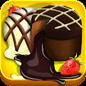 Chocolate Molten Lava Cake icon