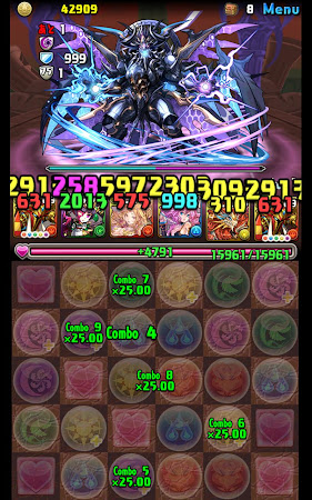 パズル&ドラゴンズ(Puzzle & Dragons) 8.6.2 screenshot 288596