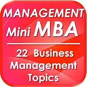 Mini MBA in Management in 1App
