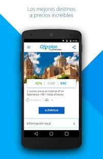 Oferplan La Voz Digital - náhled