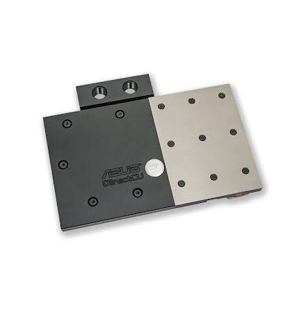 EK vannblokk for skjermkort, EK-FC 770 GTX DCII - Nickel+Acetal
