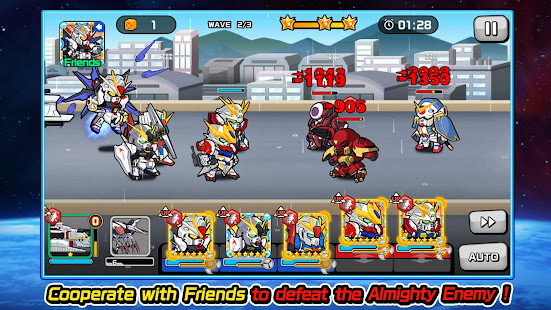Hack Game LINE: GUNDAM WARS apk free