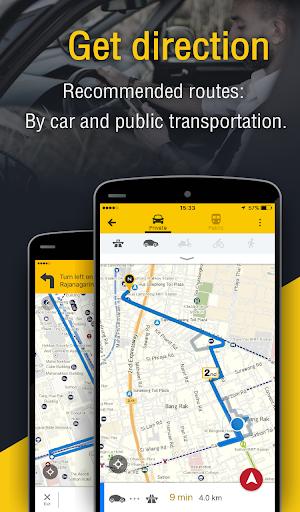 NOSTRA Map - GPS Navigation screenshot 17