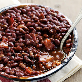 Tennessee Honey Baked Beans by Jack Daniels.