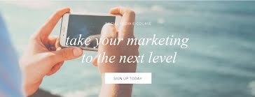 Next Level Marketing - Facebook Template
