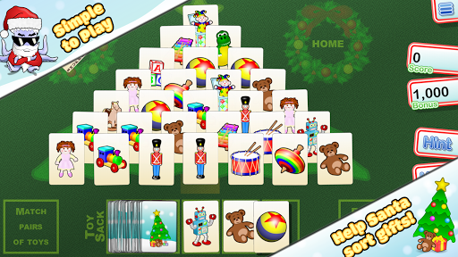 Christmas Tree Solitaire 1.05 screenshots 1