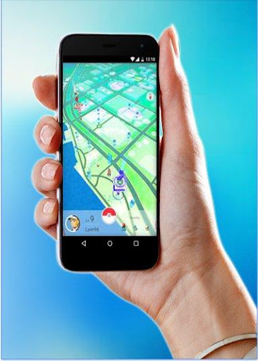 Gps Map For Pokemon Go : Prank for PC