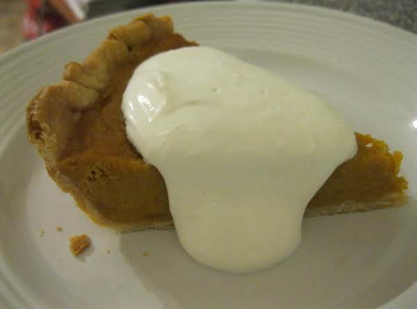 Roasted Sweet Potato Pie Recipe