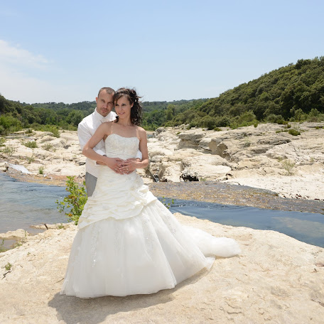 Wedding photographer Gerome Alezard (artim). Photo of 23.08.2016