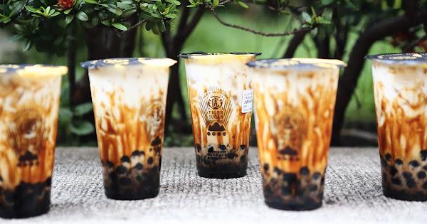Tigersugar老虎堂 台北站前店
