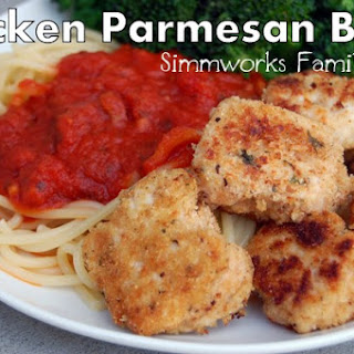 Chicken Parmesan With White Sauce Recipes