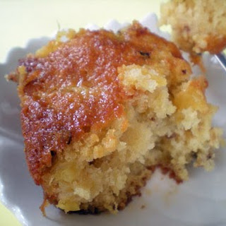 Pineapple Stir Cake Recipe
