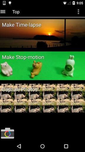 Timelapse Stopmotion Maker