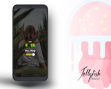 Jellyfish KWGT 3.5 Paid Patched Latest APK Free Download 1