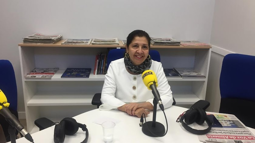 La actual alcaldesa de Mojácar optará a la reelección en las próximas elecciones del mes de mayo.