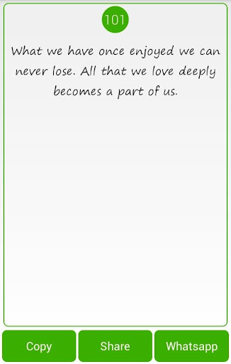 Love Quote for Whatsapp