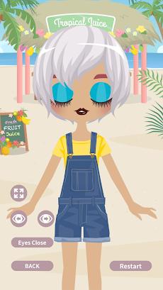 Cute Eyes Maker - かわいい目を作るメイクアップゲームのおすすめ画像3