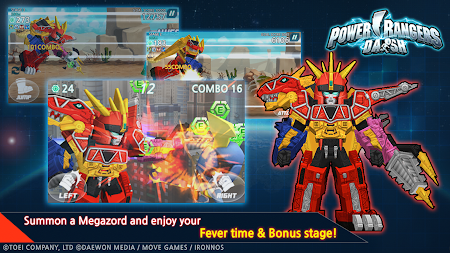 Power Rangers Dash (Asia) 1.5.2 screenshot 237188