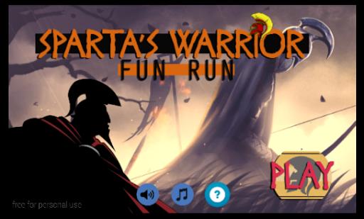 Sparta's Warrior Fun Run FREE