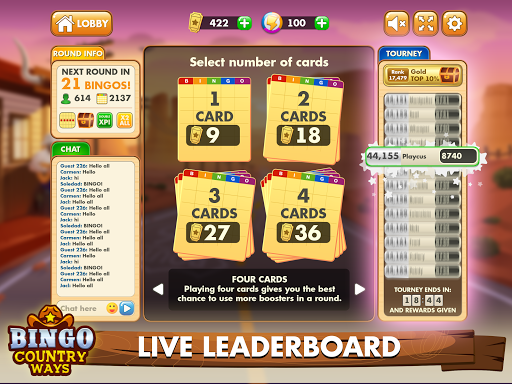 Bingo Country Ways: Best Free Bingo Games screenshots 11