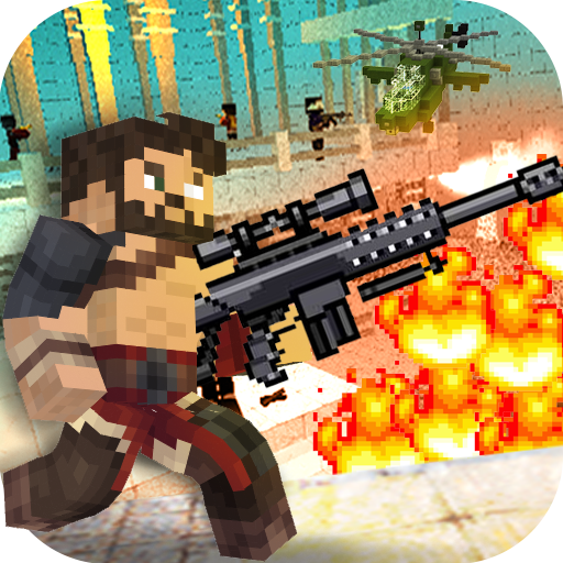 Block Attack Survival Games (game)