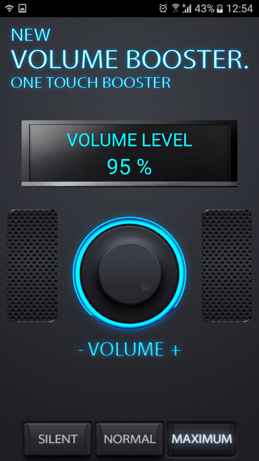 Volume Booster Android Apps On Google Play