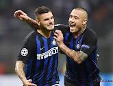 Radja Nainggolan en Mauro Icardi passen niet in de toekomstplannen van Inter Milaan