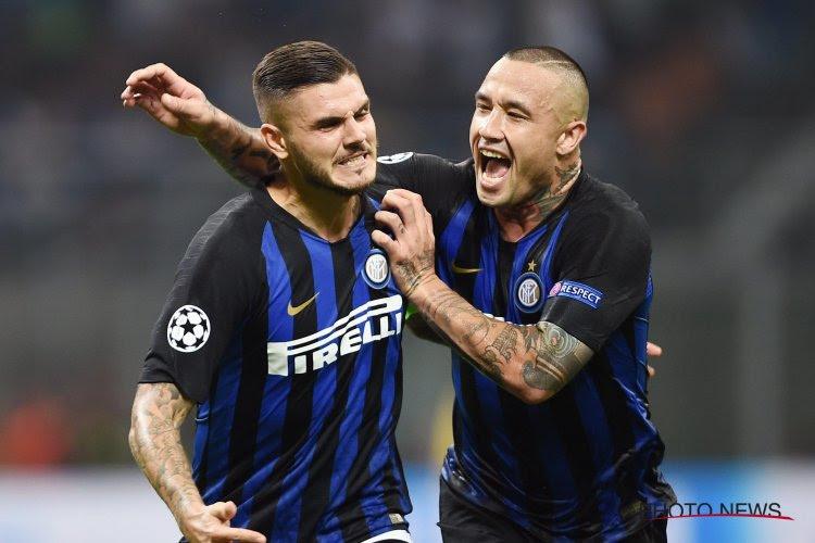 Icardi refuse de s'envoler avec l'Inter en Autriche