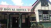 Rumour has it the Royal Hotel on Pilgrim's Rest main street is haunted.
