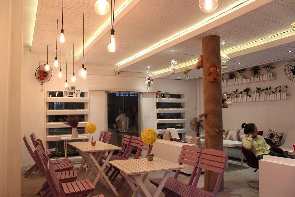 Nguyên tắc chọn đèn thả cho quán cà phê hiện đại