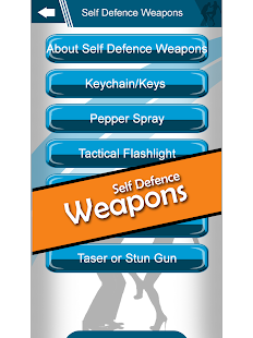 Perfect Self Defence app 13